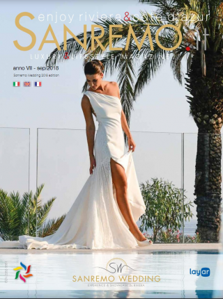 SANREMO.it, Sanremo Wedding 2018 (Set 2018)